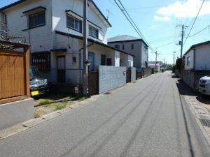 千葉県館山市北条の土地 海近くの物件 移住用地 続いて南方向