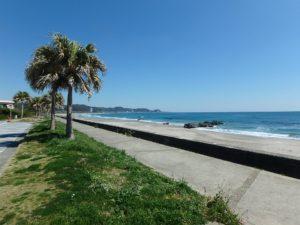 千葉県南房総市和田町仁我浦の中古住宅 南房総の物件 海の近く 海岸まで100mです