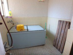 千葉県南房総市和田町仁我浦の中古住宅 南房総の物件 海の近く キッチン隣接に浴室