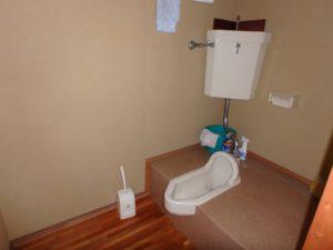 千葉県南房総市和田町仁我浦の中古住宅 南房総の物件 海の近く 和式トイレだけど浄化槽