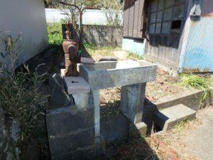 千葉県南房総市和田町仁我浦の中古住宅 南房総の物件 海の近く 敷地内には井戸もある