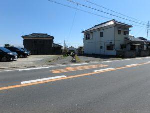 千葉県南房総市和田町仁我浦の中古住宅 南房総の物件 海の近く 国道渡ると前に路地がある