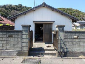 千葉県南房総市和田町仁我浦の中古住宅 南房総の物件 海の近く 3SDKに離れ付き