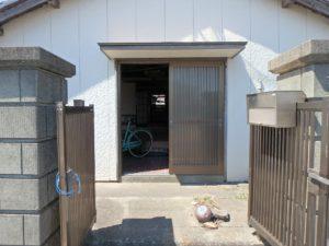 千葉県南房総市和田町仁我浦の中古住宅 南房総の物件 海の近く 室内を拝見します
