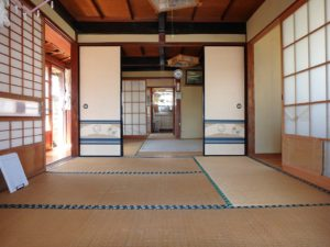 千葉県南房総市和田町仁我浦の中古住宅 南房総の物件 海の近く 昭和の温もりがある