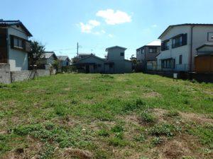 千葉県館山市北条の土地 海近くの物件 移住用地 菜園や庭づくり存分に