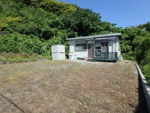 千葉県館山市波左間の別荘物件 南房総の中古住宅 海近くの不動産 中々好環境ですよ