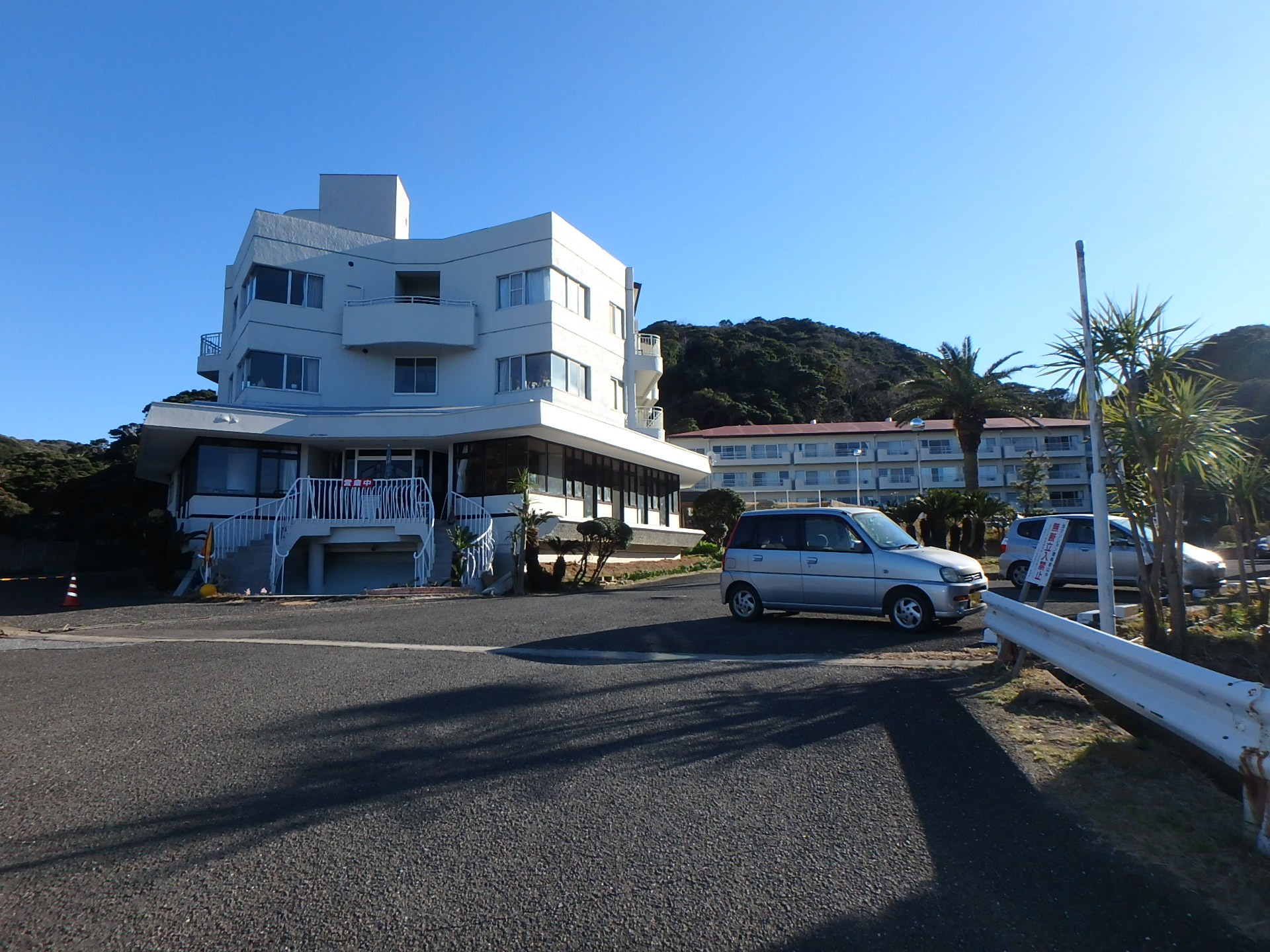 千葉県館山市洲崎の売りマンション 海の別荘 釣りの基地