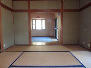 千葉県館山市国分の中古物件 南房総の不動産 館山市の移住田舎暮らし物件 リビングに隣接してます