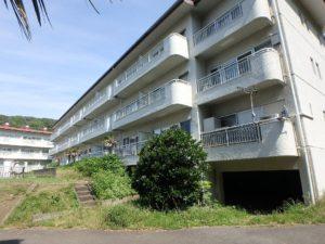 千葉県館山市洲崎のマンション 海が見える物件 リゾート別荘 B棟は全33戸