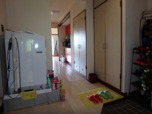 千葉県館山市洲崎のマンション 海が見える物件 リゾート別荘 南北に長い間取り