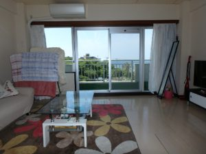 千葉県館山市洲崎のマンション 海が見える物件 リゾート別荘 ここからは海が見えます