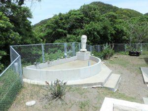 千葉県館山市坂井の豪華高級別荘 海一望の物件 館山の海が見える中古 マーライオンが居ました