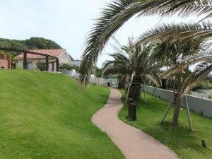 千葉県館山市坂井の豪華高級別荘 海一望の物件 館山の海が見える中古 海外リゾートのようですね