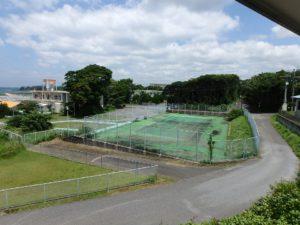 千葉県館山市の不動産 中古住宅 海が見える物件 田舎暮らし 2階からの景観良好です