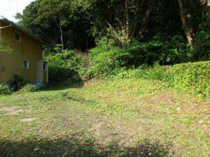 千葉県館山市布沼の不動産 アトリエ別荘 中古物件 山も遊び場に出来そう