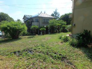 千葉県館山市布沼の不動産 アトリエ別荘 中古物件 家庭菜園も余裕です