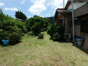 千葉県館山市の不動産 中古住宅 海が見える物件 田舎暮らし 菜園なども十分にできる
