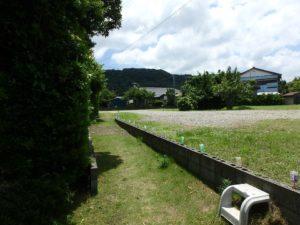 千葉県館山市の不動産 中古住宅 海が見える物件 田舎暮らし 進入は狭いけどこちらから