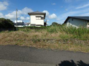 千葉県館山市佐野の不動産 別荘用地 南房総の海物件 3階建なら海が見えます