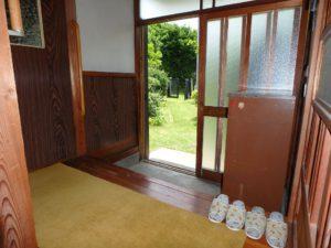 千葉県館山市の不動産 中古住宅 海が見える物件 田舎暮らし 室内は昭和を感じる