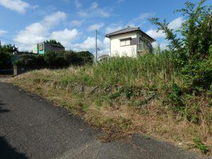 千葉県館山市佐野の不動産 別荘用地 南房総の海物件 閑静な別荘地です