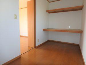 千葉県館山市正木の不動産 館山の中古戸建物件 南房総移住 棚もあり収納力あります