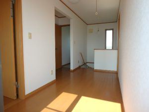 千葉県館山市正木の不動産 館山の中古戸建物件 南房総移住 Sホールは物干しとしても