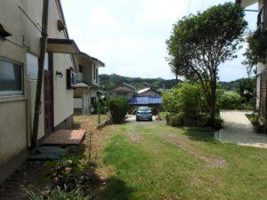 千葉県館山市館山の不動産 中古住宅 館山の別荘 奥から上がってきます