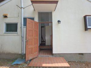 千葉県館山市館山の不動産 中古住宅 館山の別荘 室内を拝見いたします