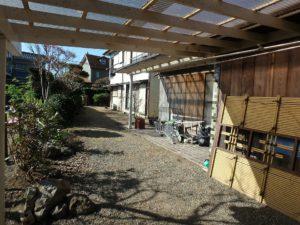 千葉県館山市長須賀の中古住宅 館山の不動産 平家と2階建が繋がった建物