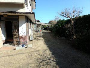 千葉県館山市長須賀の中古住宅 館山の不動産 室内に入って見ましょう