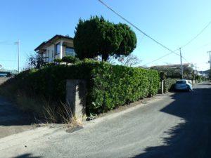 千葉県館山市長須賀の中古住宅 館山の不動産 閑静な住宅地です