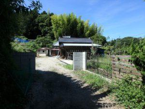 千葉県館山市水岡の古民家 館山田舎暮らし物件 館山の不動産 良い物件でした