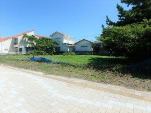 千葉県館山市北条海岸 海が見える土地 海沿い、海前の物件・不動産 CAFEなど商業施設にも