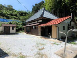 千葉県館山市水岡の古民家 館山田舎暮らし物件 館山の不動産 緑の自然が豊富です