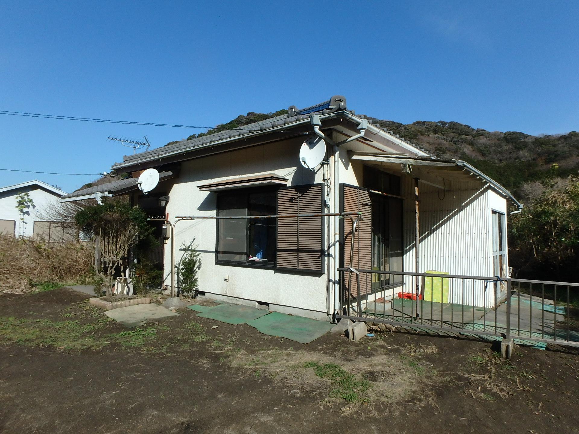 千葉県富津市萩生の中古住宅 富津の物件 海近くの中古住宅