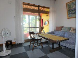 千葉県館山市亀ヶ原の不動産 田舎暮らし物件 日本家屋 広縁は増築したようです