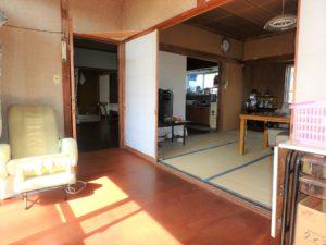 千葉県鴨川市江見吉浦の不動産 中古住宅 海そばの物件 皆が集まる海の家として