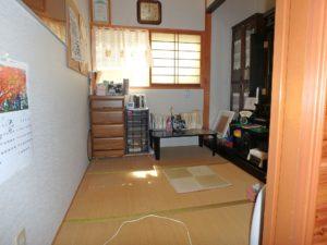 千葉県館山市浜田の不動産 海が見える別荘 海一望の物件 隣接して床の間のある小部屋