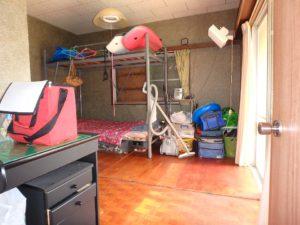 千葉県鴨川市江見吉浦の不動産 中古住宅 海そばの物件 一番東側の洋室