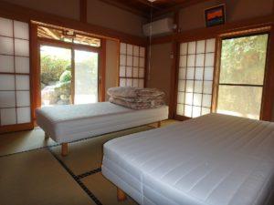 千葉県館山市亀ヶ原の不動産 田舎暮らし物件 日本家屋 一番奥の8帖和室