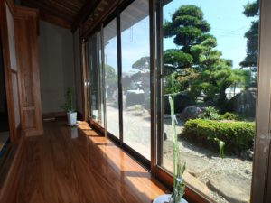 千葉県館山市亀ヶ原の不動産 田舎暮らし物件 日本家屋 どこかの宿に居るような感じ
