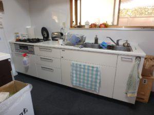 千葉県館山市亀ヶ原の不動産 田舎暮らし物件 日本家屋 キッチンも改装済でキレイ