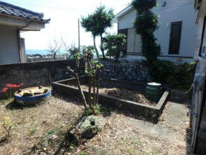 千葉県鴨川市江見吉浦の不動産 中古住宅 海そばの物件 昔は生簀とし利用してました