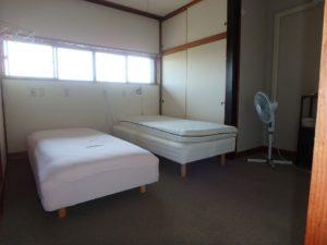 千葉県館山市亀ヶ原の不動産 田舎暮らし物件 日本家屋 9帖の洋室です