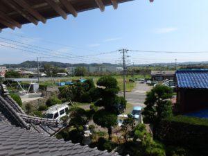 千葉県館山市亀ヶ原の不動産 田舎暮らし物件 日本家屋 緑が見えて景色も良い