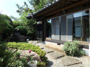 千葉県館山市亀ヶ原の不動産 田舎暮らし物件 日本家屋 日本の美と心を感じます