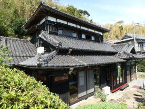 千葉県館山市亀ヶ原の不動産 田舎暮らし物件 日本家屋 数年前にリフォーム済です