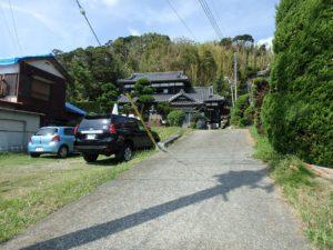 千葉県館山市亀ヶ原の不動産 田舎暮らし物件 日本家屋 ご立派な物件でした
